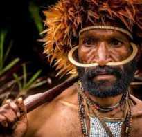 Первобытные племена мира их общая численность. Где живут последние в мире неконтактные племена
