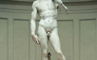Цветная античность, косоглазый давид и другие неожиданные факты о знаменитых скульптурах. Мраморные вуали