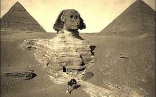 Кто разгадал загадку сфинкса. Загадки египетского Сфинкса: чем дальше копают, тем их больше (8 фото)