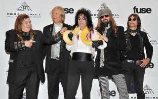 Где находится музей славы рок н ролла. Церемония включения звезд в зал славы рок-н-ролла