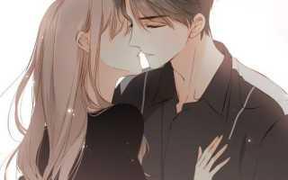 Красивые рисунки парня с девушкой карандашом. Как нарисовать аниме поцелуй в щеку поэтапно
