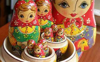 Русская народная игрушка матрешка: история, виды матрешек, польза, игры с матрешками для детей. Когда и как появилась в россии матрешка? фото