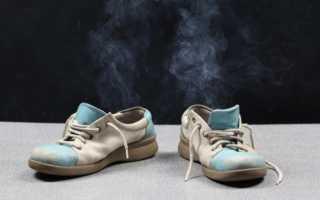 Устранение неприятного запаха обуви. Как избавиться от запаха обуви — новой и поношенной