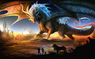 Типы крыльев по расположению у магических существ. Известные и малоизвестные мифические существа мира (60 фото)