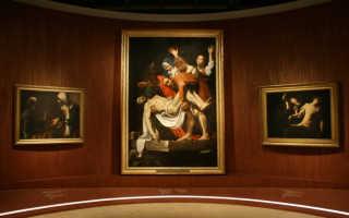 Картины на выставке roma aeterna. В третьяковской галерее открылась выставка живописи из пинакотеки ватикана