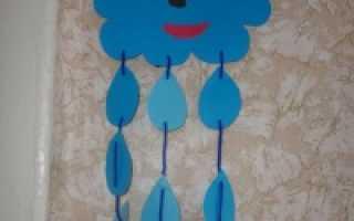Рисование для дошкольников поздняя осень. Конспект занятия по рисованию нетрадиционной техникой Тема: «Дождливая поздняя осень»