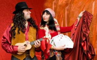 Шуточные предсказания цыганки на свадьбе. Шуточные гадания цыганки сделают праздник ярче! Шуточные гадания на день рождения