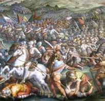 «Битва при Ангиари» – неоконченная работа Леонардо да Винчи. Загадочная фреска леонардо