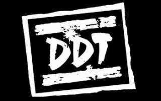 Рок-группа «ДДТ». Как расшифровывается эта аббревиатура? Совместимое переливание крови