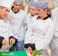 Бюджетное обучение на повара. Кондитер — описание профессии, какие предметы нужно сдавать