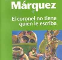 Г маркес полковнику никто не пишет. Анализ повести Г.Г.Маркеса «Полковнику никто не пишет»
