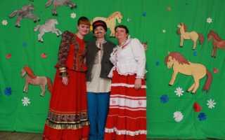 Сценарии приветствие губернатора на казачьем празднике. Методическая разработка (старшая, подготовительная группа) на тему: Сценарий праздника «Первые казачьи штаны»