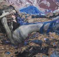 Кто автор произведения демон поверженный 1902. Описание картины Михаила Врубеля «Демон Поверженный