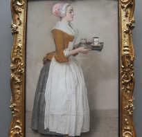 Рассказы о шедеврах живописи. Картина Шоколадница – пастельные тона в Дрезденской галерее