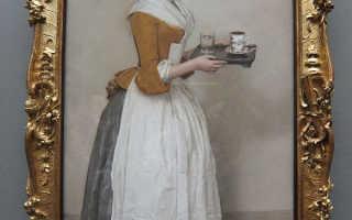 Шоколадница: история известной картины. Картина Шоколадница – пастельные тона в Дрезденской галерее