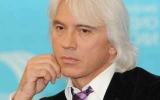 Умер Дмитрий Хворостовский: как жил певец последние два года. Он — отец четверых детей