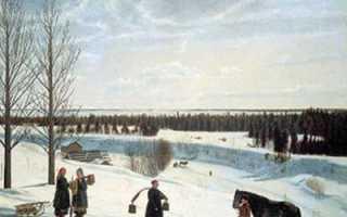 Снежные картины. Что представляют собой картины о зиме русских художников? Какой была зима в живописи русских художников? Зима, что белою лишь кажется…