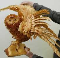 Удивительные скульптуры из стружки Сергея Бобкова (33 фото). Скульптуры из древесной стружки