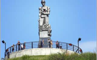 Горнякам слава! Памятники шахтерам в Кузбассе. Город Кемерово: памятники истории и культуры