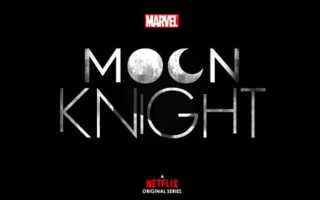Лунный рыцарь марк спектор. Marvel: Женщины-супергерои это новый тренд в кинокомиксах