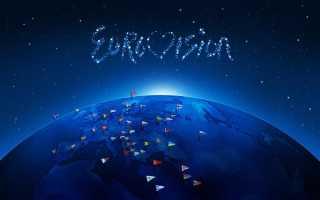 На каком языке пел победитель евровидения. Евровидение — история появления там Австралии