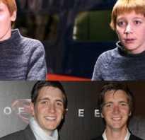 Гарри поттер что стало с героями. Богатые и знаменитые: что стало с актерами фильмов о Гарри Поттере
