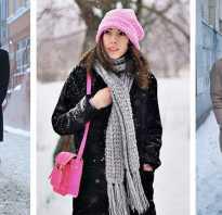 Как завязать плотный шарф на пальто. Как красиво завязывать шарф на пальто (лучшие варианты)