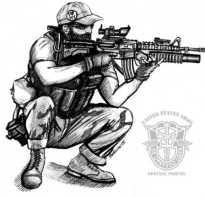 Как нарисовать военных человечков. Как нарисовать военную технику карандашом поэтапно