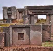 Древнее мегалитическое сооружение определенной формы. Мегалитические сооружения: типы и виды