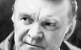 Бондарев юрий васильевич краткая биография. Любопытные факты о жизни и творчестве писателя