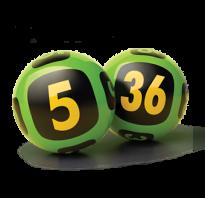 Столото проверить билет 5 из 36 последний. Как же узнать результаты и получить свой выигрыш