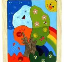 Нарисованные часы поры года с детьми. Природа и погодные явления в разные времена года