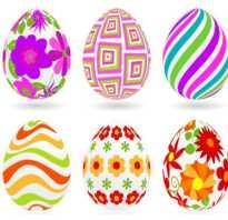 Как красиво нарисовать пасхальное яйцо. Перечень материалов для рисования яйца Фаберже