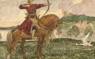 Народные жанры сказка и былина: сходства и различия. Какие сходства и различия у мифа и былины