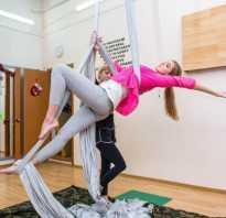 Как проходят тренировки по воздушной гимнастике. Воздушная гимнастика: новое направление в фитнесе