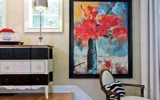 Актуальные тенденции живописи современности и модные художники. Модные картины для интерьера
