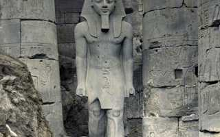 В чем жили древние египтяне. Удивительная история Древнего Египта: всё самое интересное о стране фараонов