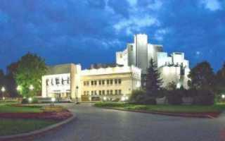 Белорусский государственный академический музыкальный театр: о театре, репертуар, труппа, адрес. Кто имеет право на льготные билеты в музеи и выставочные центры