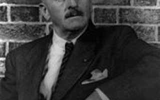 Уильям Фолкнер: биография, личная жизнь, книги, фото. Краткая биография Уильяма Фолкнера