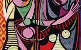 Описание картин русских и зарубежных художников. Самые известные картины Пабло Пикассо