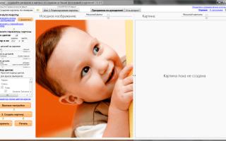 Картины по номерам — советы, методы и хитрости раскрашивания. Программа «Раскраска»: как быстро создать картину по номерам из любого фото