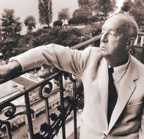 Набоков, Владимир Владимирович – краткая биография. Эмиграция в США, романы на английском