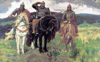 Что такое былина определение кратко. Какая из русских былин самая древняя? Что такое былины