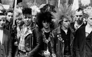 Панк, который восстал из мертвых и признался в ограблении. «Панк-рокеры называли хардкорщиков рафинированными модными детками, а те считали их грязными алкашами