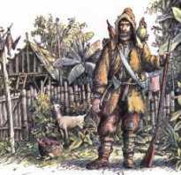 В каком году родился робинзон крузо. Даниэль Дефо «Робинзон Крузо»: описание, герои, анализ произведения