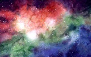 Как рассказать про космос детям: картинки, мультфильмы и описания. Как нарисовать космос: финалисты конкурса и пошаговый мастер-класс Рисунок к теме новый год в космосе