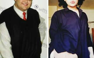 """Страдавший от ожирения герой """"Пусть говорят"""" решил сменить пол. Ильяс ляляев стал анжеликой романовой"""