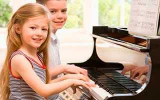 По музыкальному воспитанию и подготовительной к школе группе. Методические рекомендации для обучения подготовительного класса в музыкальной школе или студии