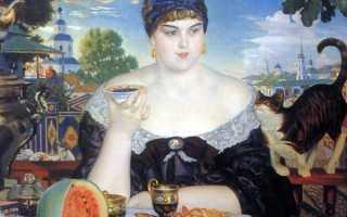 Загадка самой известной картины Кустодиева: кем на самом деле была «Купчиха за чаем» — Калейдоскоп — LiveJournal. Борис Михайлович Кустодиев (1878—1927) Кустодиев купчиха за чаем