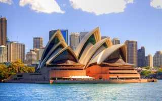 Сиднейский оперный театр история planet earth. Архитектурная достопримечательность сиднейский оперный театр